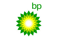 BP Gasoline Logo links to BP website